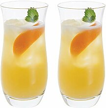 Dartington Crystal Rum Cocktail-Set, 165 mm (H) 46