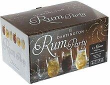 Dartington Crystal - Rum Party Kristallgläser, 6