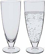 Dartington Rachael Wasser-Glas, transparent,