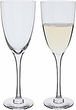 Dartington Rachael Weinglas, transparent, klein,