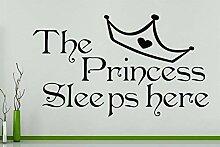 Das Prinzessinnen Schläft Hier Kinder
