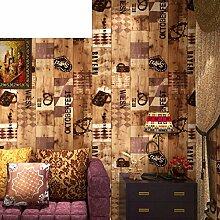 Das Restaurant Shop Wohnzimmer Schlafzimmer Tapete