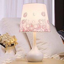 Das Schlafzimmer Nachttischlampe, einfache Mode