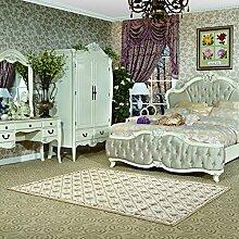 das Wohnzimmer Studie Schlafzimmer Teppich/Blume Teppich Rosen/ Country-Style Teppich-A 120x180cm(47x71inch)
