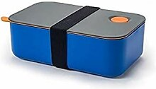 DASFNVBIDFAHB Brotdose, mit 2 Fächern Lunch Box,