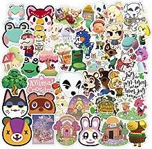 DASHUAI 100 Stück 2 Set Cartoon Animal Crossing