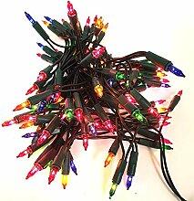 dasmöbelwerk Weihnachts Mini Lichterkette mit 100