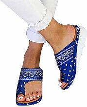 Dasongff Damen Hausschuhe Sommer Sandalen Frauen
