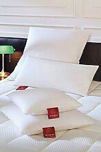 Daunen Kissen JUWEL Elegance fest, Brinkhaus:80x80
