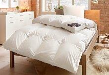Daunenbettdecke, Komfort, Excellent, Füllung: 60%