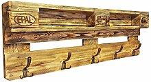 daves redesign Garderobe Holz Vintage aus