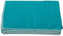 David Fussenegger Sylt Baumwolldecke mit Zierstich