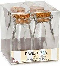 David Tutera Casual Elegance Glas Mini Milch