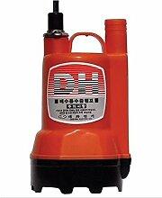 Dawhwa DPW80-12 Water Pump Dc 12v 110w Small & Powerful 1250gph Max Lift 7m for Pond