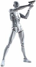 Daxoon Modellpuppe,Action Figure Dolls Haben PVC