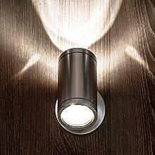 Daytona 2x3W LED Wandleuchte Lampe Leuchte