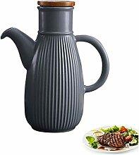 DBSCD Öl- und Essig-Keramikspender Flaschen mit