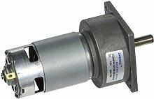 DC 12V 4600r/min Flansch montiert Speed reduzieren magnetisch Geared Motor