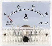 DC 30A Analoges Amperemeter-Panel, DC 30A Analoges