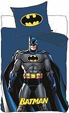 DC Batman Bettwäsche Kinder Bettwäsche 140x200