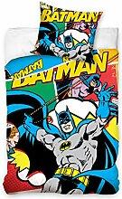 DC Batman Bettwäsche Kinder Bettwäsche 160x200