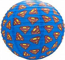 DC Comics - Papierlampe Hängelampe - Superman -