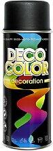 DC Lackspray matt 400ml nach RAL freie Farbauswahl (schwarz matt RAL 9005)