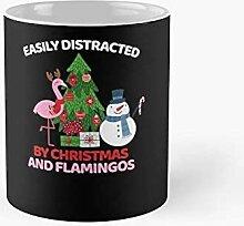 DC Prints Leicht abgelenkt von Weihnachten und