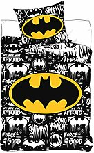 DC Universe Bettwäsche Batman Logo DC
