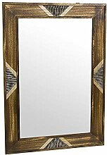 Dcasa Ethnischer Spiegel Wandspiegel Möbel