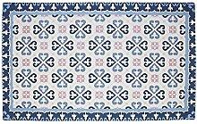 DCASA Küchenteppich für Kinder, Wanddekoration,
