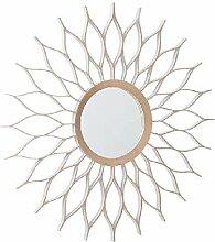DCASA Kupfer Champagne Spiegel Wand Möbel