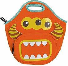 Dcasa Lunchbox, Neopren, Monster, Lunchboxen,