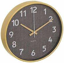 Dcasa Uhr aus Holz Bilderrahmen für Fotos