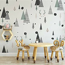 Dcivey 3D Fototapete Für Kinderzimmer Wandmalerei