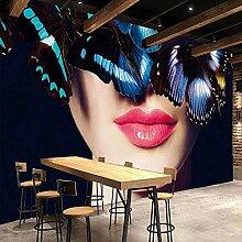 Dcivey 3D Fototapete Für Wände Graffiti