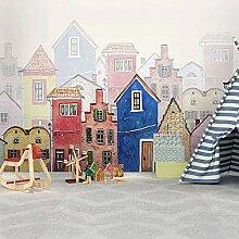 Dcivey Fototapete 3D Effekt Für Kinderzimmer