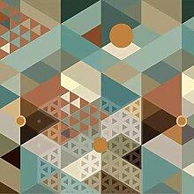 Dcivey Fototapete 3D Modernes Abstraktes
