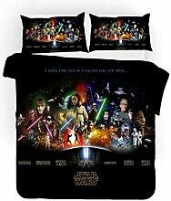 DCWE Bettwäsche Star Wars mit Bettbezug und