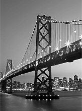 DD119098 San Francisco Skyline Designwalls
