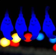ddellk 20 LED Ghost String Light,