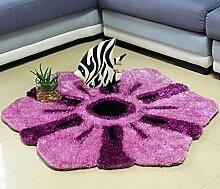DDLANY Blume Matten Tische und Stühle Kissen