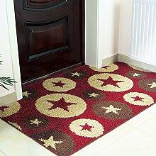 DDLANY Home Türmatten Fußmatte vor der Haustür