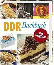 DDR Backbuch ++ DAS Ostprodukte Geschenk – DDR Traditionsprodukt und Ossi Kultprodukt – Geschenkidee für alle Ostalgiker aus Ostdeutschland vom Ostprodukte Experten – Ostpaket mit DDR Klassiker – Ideal für jedes DDR Geschenkset ++ GRATIS: Zu jeder Lieferung erhalten Sie immer genau die hier angezeigte DDR Geschenkkarte (copyright Ostprodukte-Versand) !! ++