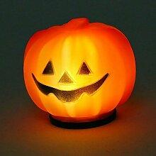DDU 1 PC Halloween Mini LED Laterne Kürbis