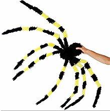 DDU Spannende 150cm große Größe Plüsch Spinne