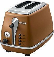 De'Longhi Toaster Icona Vintage CTOV2103.BW -