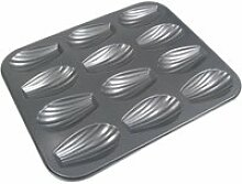 de Buyer Patisserie Backblech für 12 Madeleines