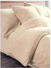 De Lavish B07C9R84QZ Super King Fleece-Decke
