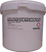 DE OPLOSMIDDELSPECIALIST 5000gr Magnesiumsulfat,